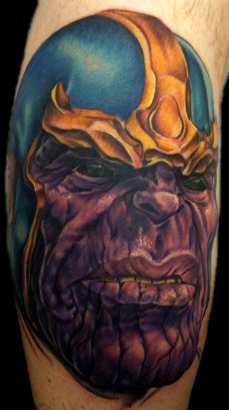 Tattoos - Thanos - 72366